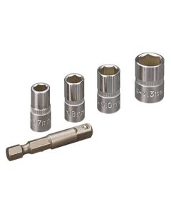 Adaptador llaves vaso 1/4''/50mm wolfcraft 2413000