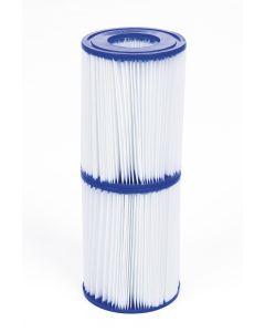 Filtro depuradora piscina cartucho 2.006 lt/h bestway 58094