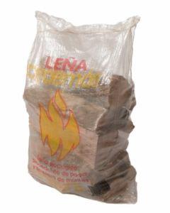 Leña ecologico 8 kilos encina roble ardemas