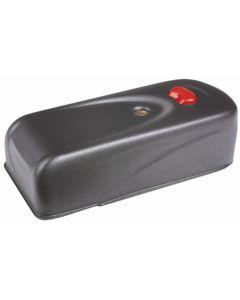 Cerradura electrica sobreponer pulsador y llave cisa