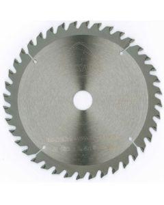 Disco corte madera 40 dientes 190x2,4x30 mm widia stayer