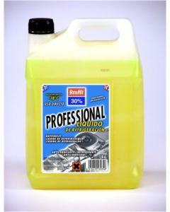 Anticongelante coche refrigeracion 5lt -18º amarillo krafft