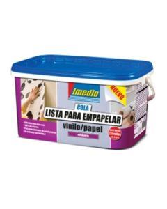 Cola empapelar papel vinilico 2,5 kg productos imedio         70737 70737