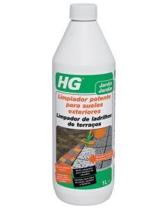 Limpiador suelo exteriores patios 1 lt hg