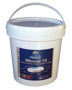 Cloro piscina 10 acciones tableta 200gr quimicamp 5 kg 201205