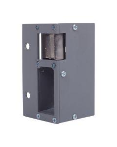 Abrepuerta electrico sobreponer para cerradura 125 gris serie h dorcas