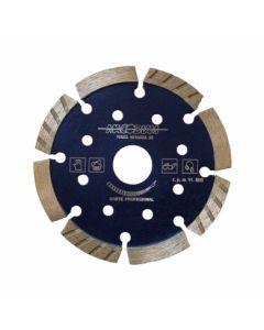 Disco corte general obra 115x2,5x12 mm macodiam ma35t-115