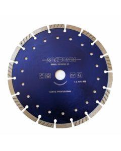 Disco corte general obra 230x3,2x12 mm macodiam ma35t-230