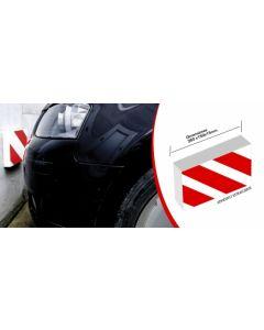 Protector aparcamiento frontal 295x145x40mm dicoal