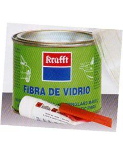 Masilla reparadora fibra vidrio carrocerias krafft