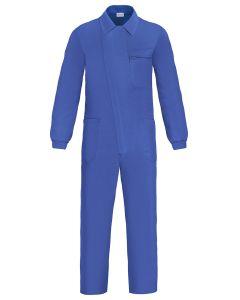 Mono trabajo con tapeta cremallera t48 tergal azul l500 vesin