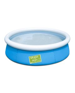 Piscina bestway hinchable splash&play 57241 poliester/pvc surtido