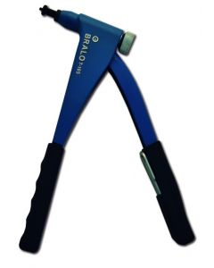 Remachadora manual tuercas fundicion aluminio t-105 bralo 02tr01050