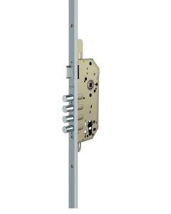 Cerradura seguridad madera embutir 1 punto oro mate ocariz 1049r12350rl