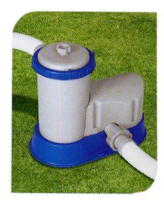 Depuradora agua piscina filtro 4.542 lt/h bestway 58122