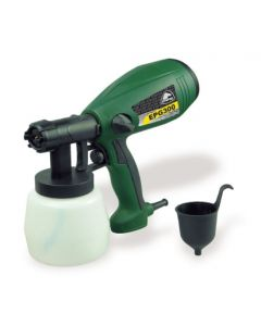 Pistola pintura electrica 400w 300l/min-800ml epg300 stayer
