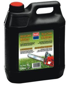 Aceite lubricante cadena motosierra 5 lt krafft 55945