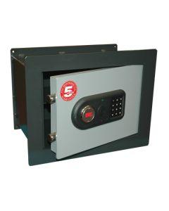 Caja fuerte seguridad empotrar 240x350x220mm 101-e fac