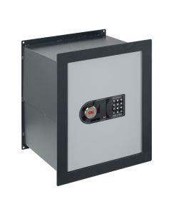 Caja fuerte seguridad empotrar 485x380x310mm 104-e fac