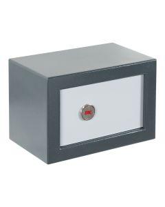 Caja fuerte seguridad sobreponer 240x350x220mm 101-sll fac
