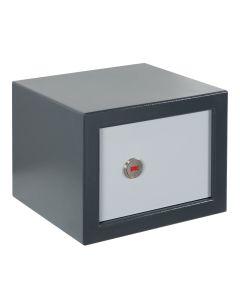 Caja fuerte seguridad sobreponer 290x370x350mm 102-sll fac