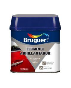Pulimento liquido abrillantador pintada-lacada-barnizada 750 ml bruguer