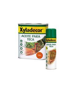 Aceite teca protector  5 lt incoloro xyladecor