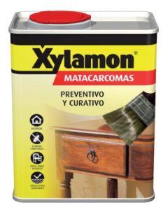 Matacarcoma madera 2,5 lt xylamon