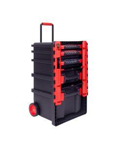 Carro herramientas taller movil 500x410x770mm polipropileno nº59 tayg