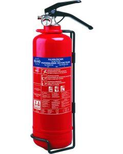 Extintor incendios polvo 2kg smartwares 2 kg fex-15122