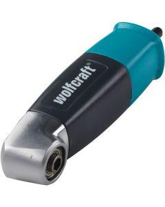 Adaptador angular para atornilladores electricos y bateria 90º wolfcraft 4688000