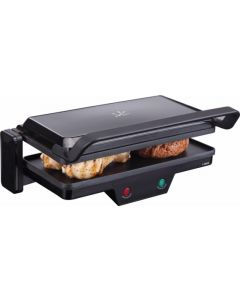 Grill cocina electrico 1000w doble placas mixtas 270x140mm jata