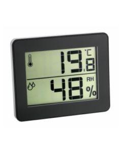 Termometro medicion temperatura termo-higrometro memoria tfa 30.5027.01