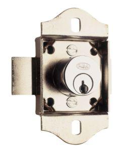 Cerradura mueble puerta cromo p1020c01857 aga