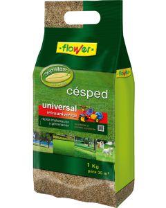 Semilla cesped universal 1 kg flower
