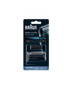 Lamina afeitadora electrica recambio series 190, 170 braun