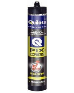 Adhesivo montaje cartucho 375 gr fix exp quilosa