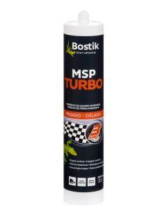 Adhesivo sellador polimero bostik 290 ml blanco 30613928
