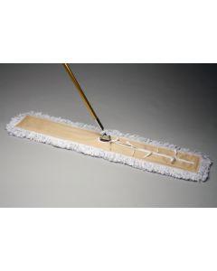 Mopa limpieza con mango 120cm algodon universal 7115