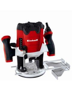 Fresadora electrica profesional 6-8 mm y 55 mm 1200w te-ro 1255 e einhell 94421