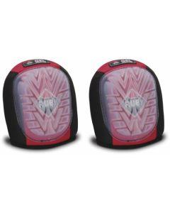 Rodillera proteccion profesional gel ergonomica 2pz rubi