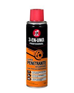 Aceite lubricante multiuso penetrante 3-en-uno 250 ml
