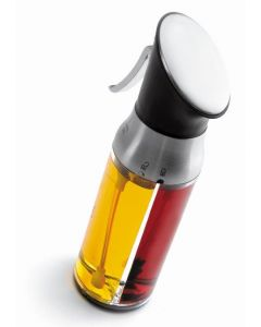 Vinagrera cocina aceitera spray 0,20lt vidrio lacor 61921