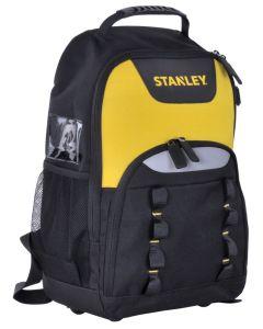 Portaherramientas profesional mochila con divisores interior 340x160x440mm stanl