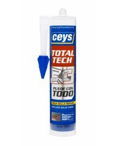 Adhesivo sellador polimero ceys 290 ml transparente 507226