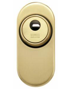 Escudo cilindro alta seguridad cerrado conico oro 1850ss-2 mcm