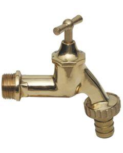 Grifo recuperacion agua deposito laton graf 220011