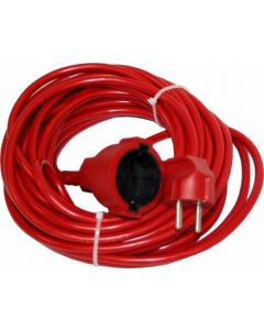 Prolongador electricidad jardin 3x1mm 10mt mader