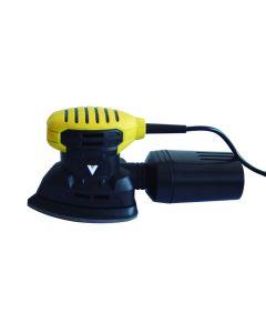 Lijadora orbital 130w mouse 140x140x80 mm nv96283 nivel 96283