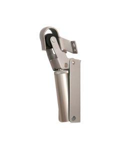 Retenedor puerta freno aluminio plata fr 2 justor